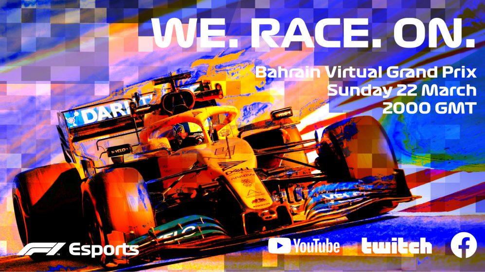 F1 | Il Circus corre sul virtuale: annunciata la Virtual Grand Prix Series