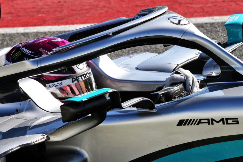 "Formula 1   Hamilton sulla Ferrari: ""Sto bene in Mercedes"""