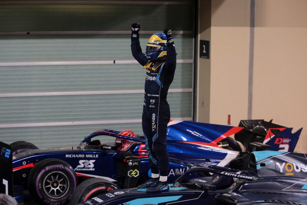 F1 | Sergio Sette Camara confermato in Red Bull e AlphaTauri