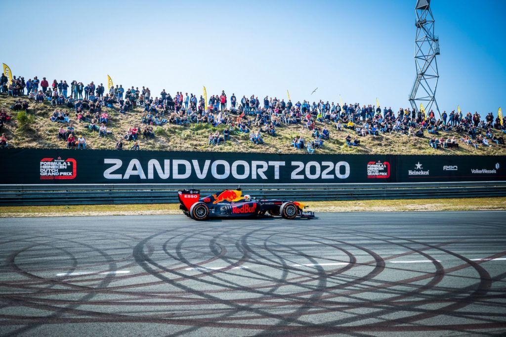 """F1   Lammers cauto sul GP d'Olanda: """"Non abbiamo certezze"""""""