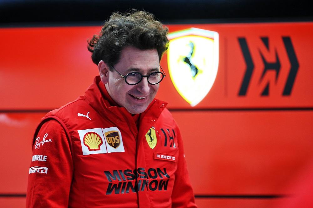 """F1   Ferrari, Binotto sul trionfo di Monza: """"È stata una grande emozione"""""""