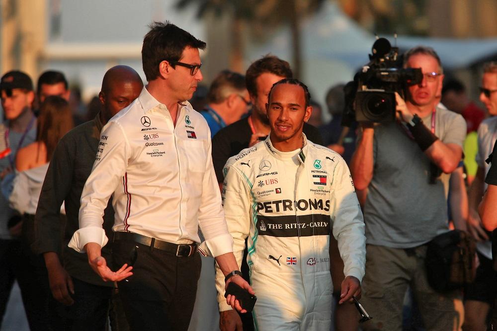 """F1   Mercedes, Wolff: """"Hamilton? Tutto lascia pensare che continuerà con noi"""""""