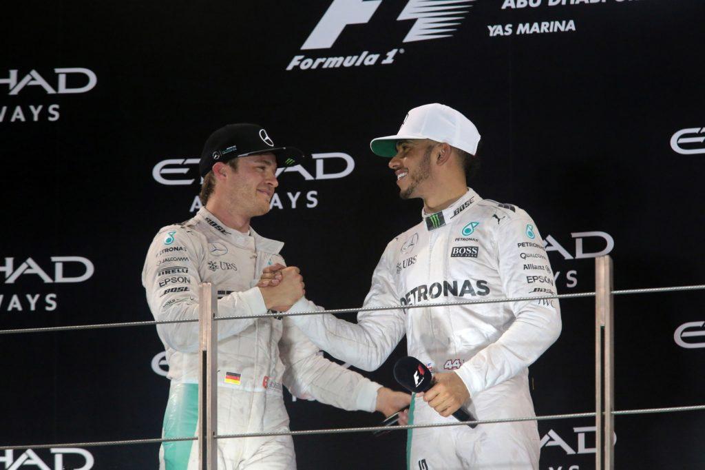 """F1   Rosberg: """"Hamilton? Potrei avere meno talento di lui"""""""