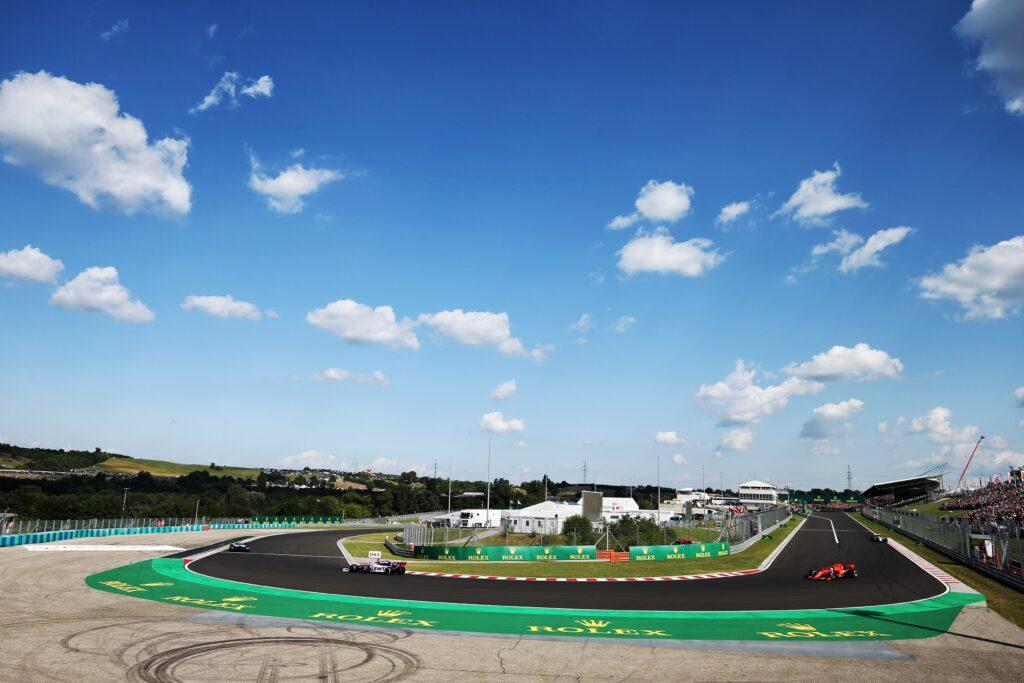 F1 | GP Ungheria, l'Hungaroring pronto ad ospitare il mondiale il 2 agosto