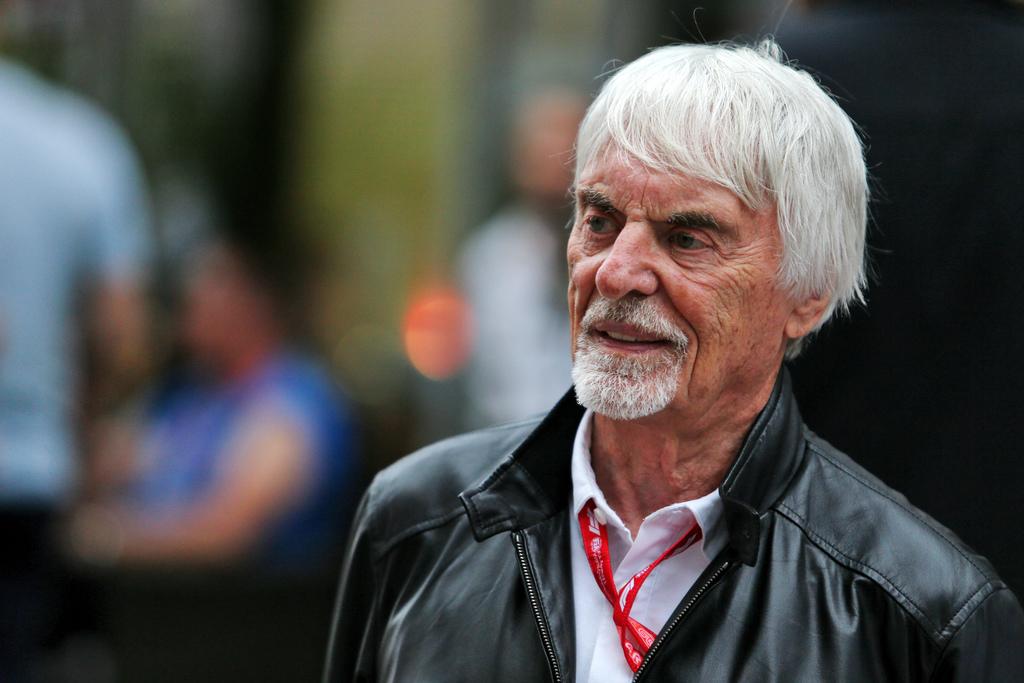 """F1   Ecclestone: """"Hamilton non sopporterebbe Leclerc come compagno di squadra"""""""