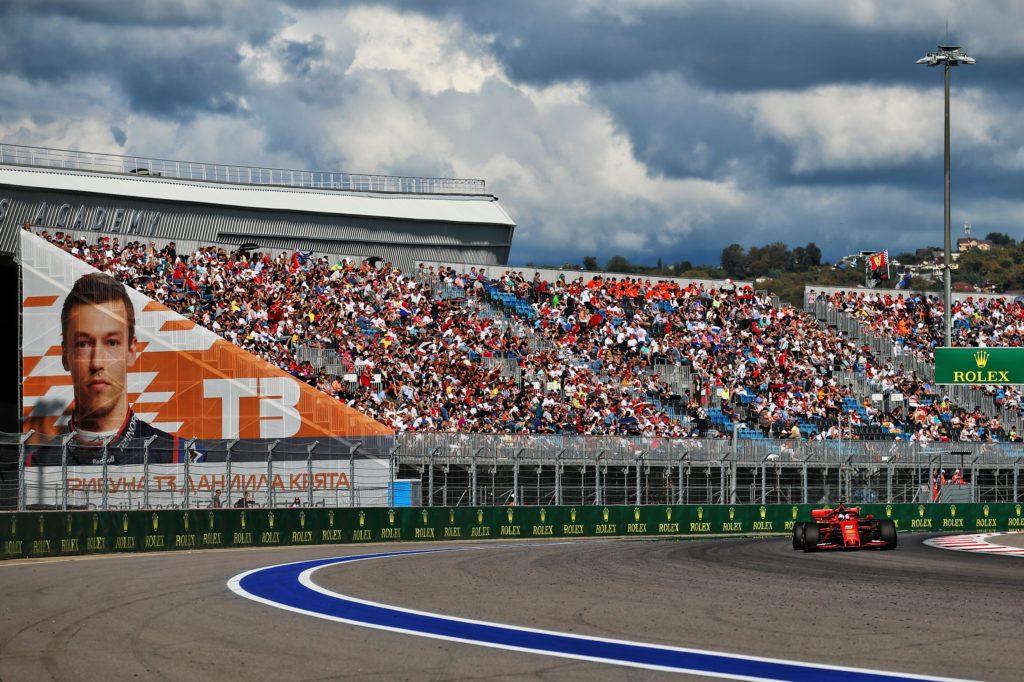 """F1   Coronavirus, promoter GP Russia: """"Ci prepariamo per la gara di fine settembre"""""""