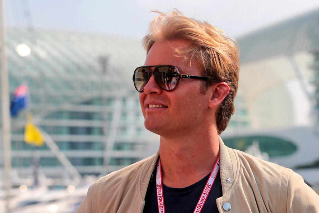 """F1   Rosberg: """"Ho riscoperto la meditazione"""""""