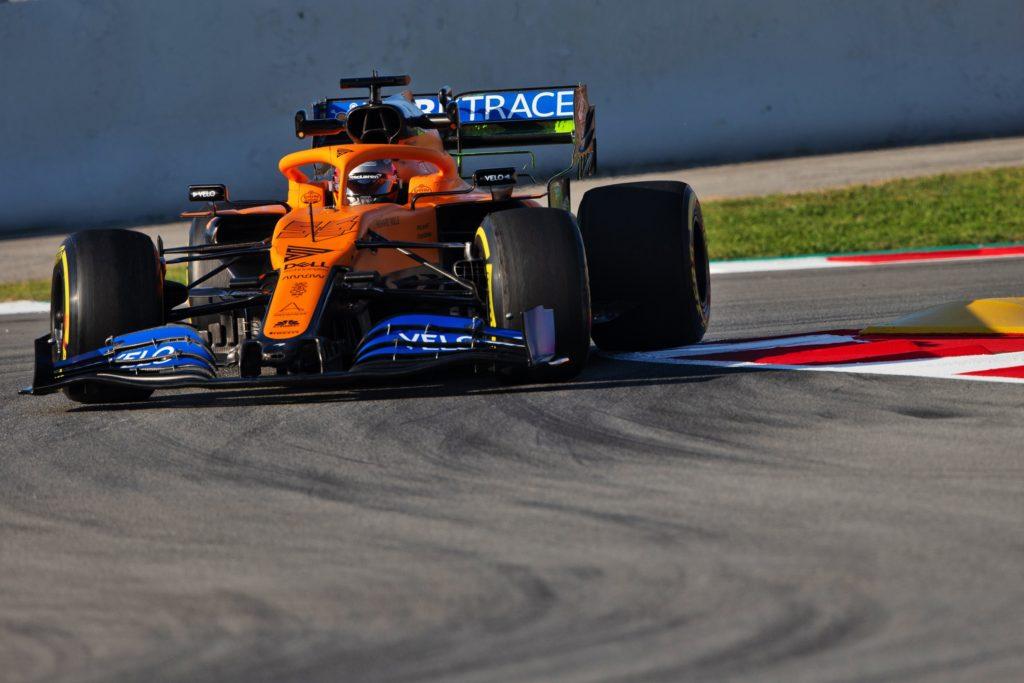 F1 | McLaren, anche Carlos Sainz al Virtual GP della Cina