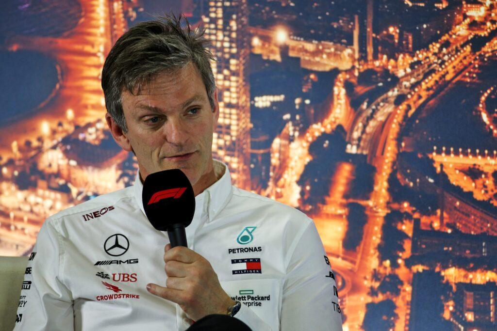 """F1   Mercedes, Allison: """"I nostri uomini stanno sviluppando idee per migliorare la W11"""""""