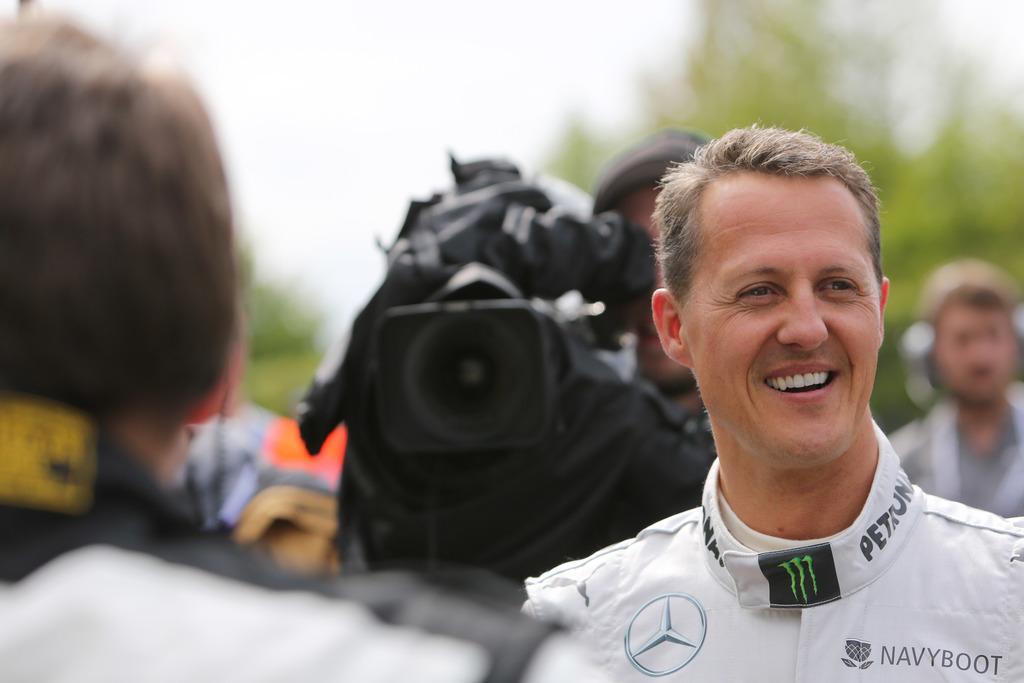 "F1   Weber: ""Schumacher ha fallito in Mercedes"""