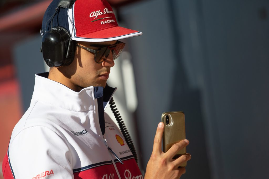 F1 | Alfa Romeo, Juan Manuel Correa parteciperà al Virtual GP della Cina
