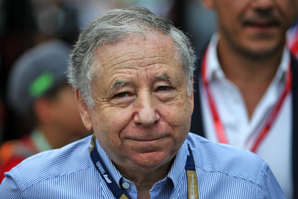 """F1   Todt: """"Amo le corse ma al momento non sono la priorità"""""""