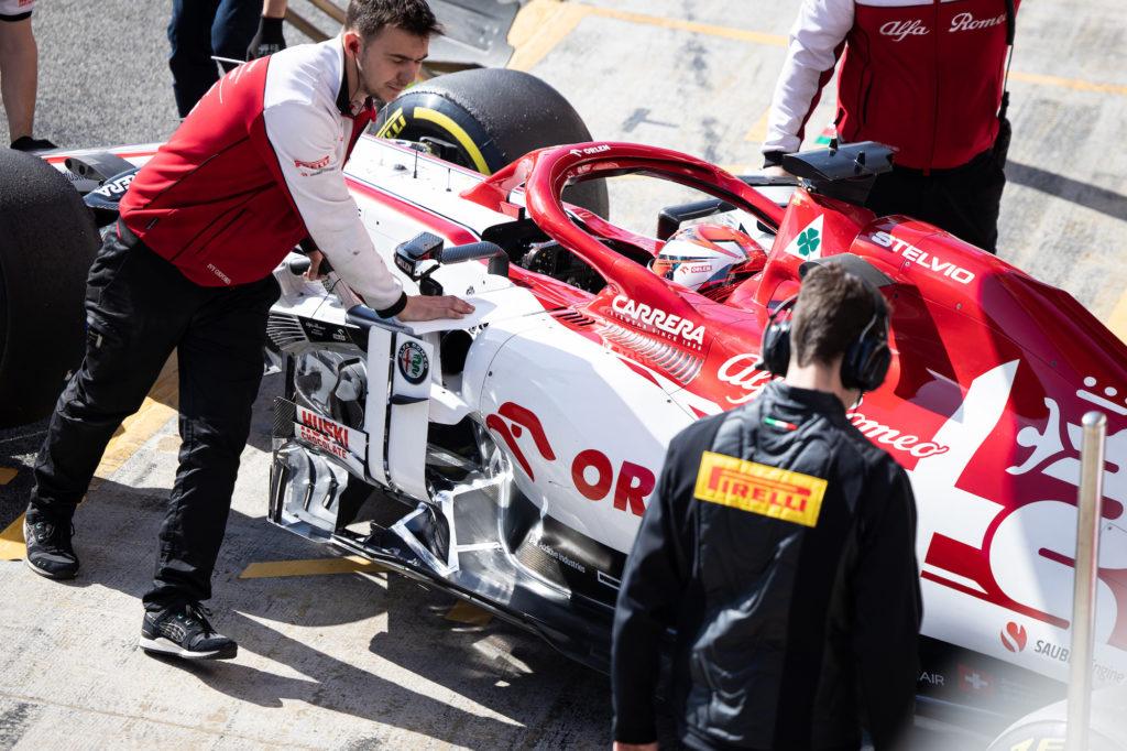 """Formula 1   Raikkonen: """"Situazione terribile, ma non sono preoccupato"""""""