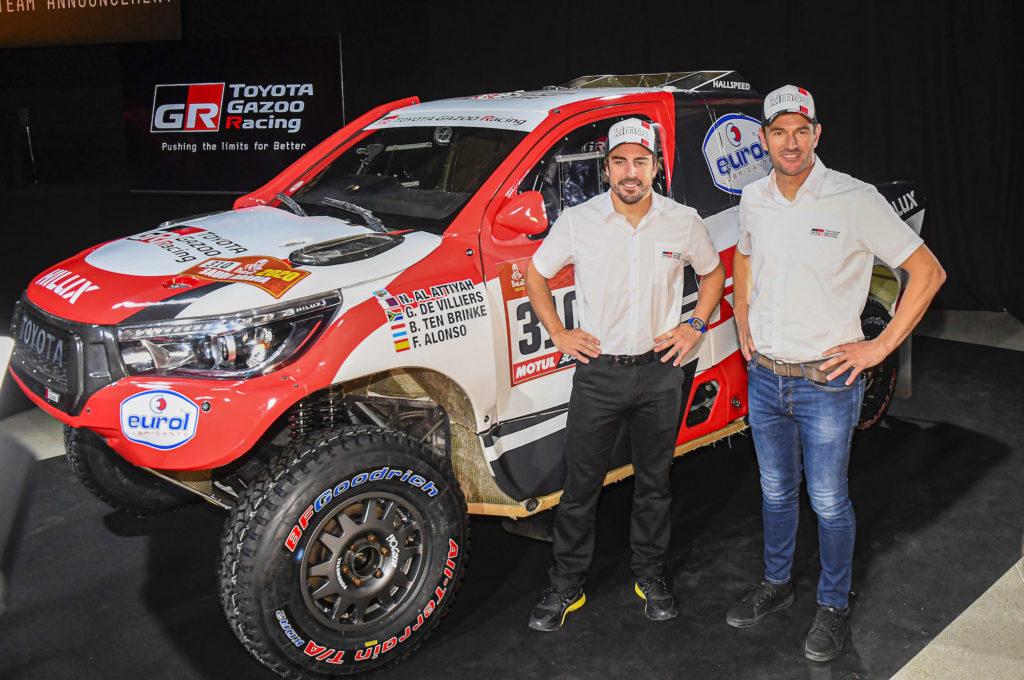 """Alonso racconta il passaggio ai rally: """"La Dakar è stato un salto enorme"""""""