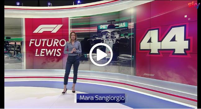 F1 | Hamilton giura fedeltà alla Mercedes: il punto di Mara Sangiorgio [VIDEO]