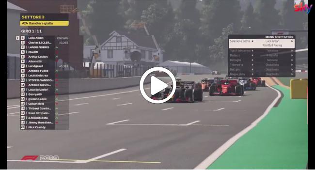 F1 | Race For The World, gli highlights delle gare di Spa e Baku [VIDEO]