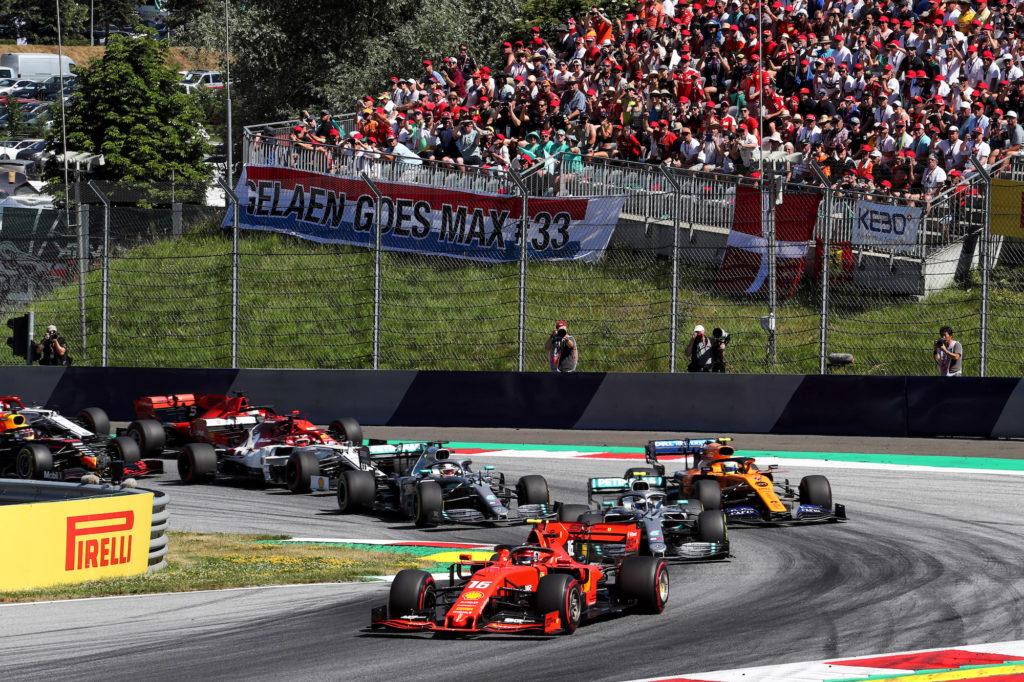 F1 | GP Austria, la Stiria apre allo svolgimento della gara