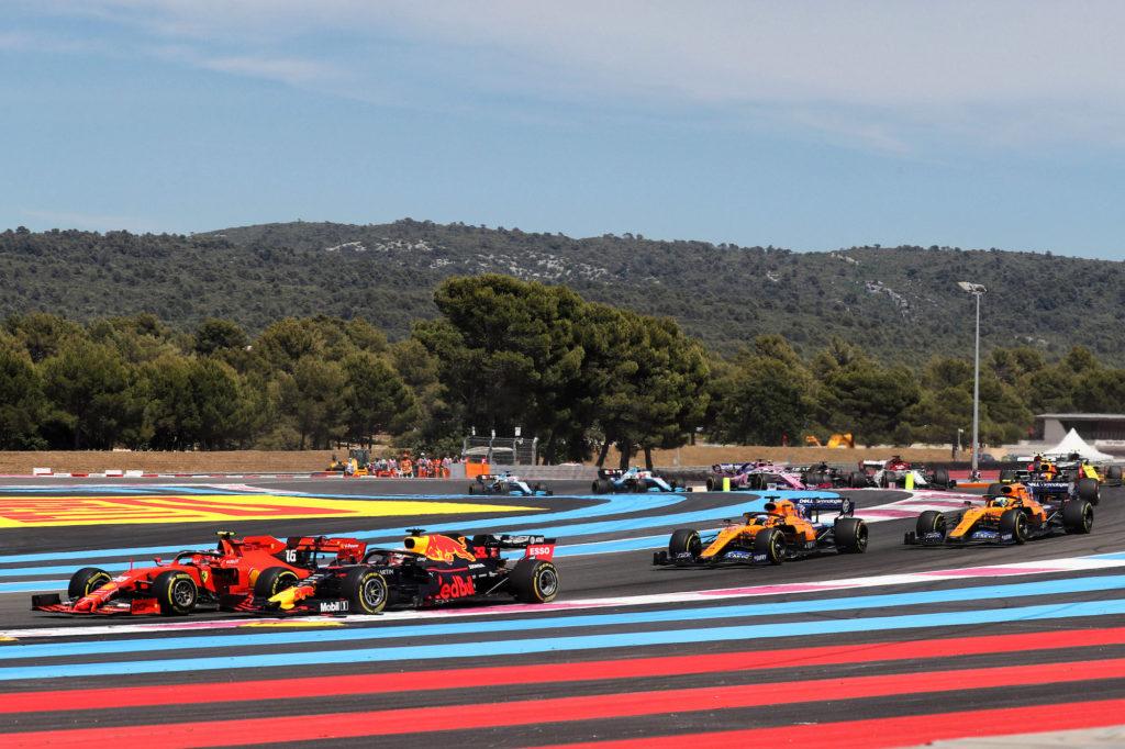 F1   Le Castellet cauta su una possibile gara a porte chiuse