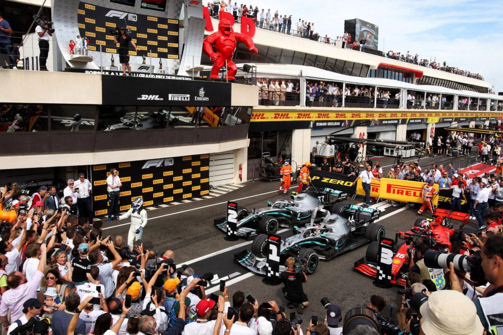 """F1   Carey sul GP di Francia: """"Sosteniamo pienamente la loro decisione"""""""
