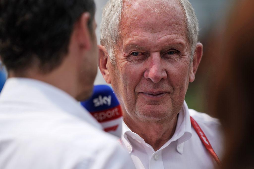 """F1   Marko sull'annullamento della stagione: """"Significherebbe la fine di diverse squadre"""""""