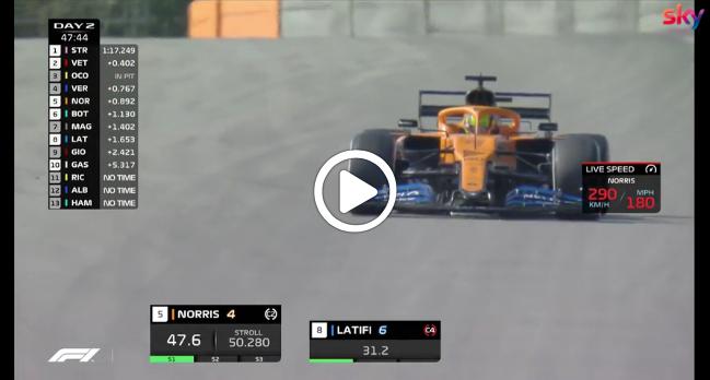 F1 | McLaren taglia gli ingaggi a causa dell'emergenza Coronavirus [VIDEO]