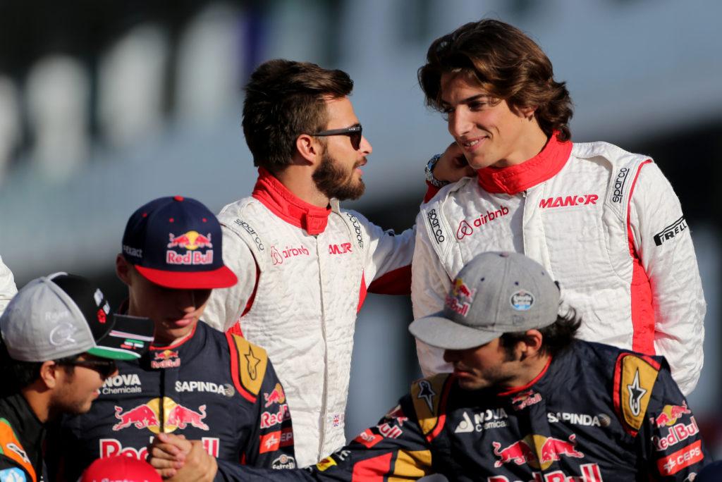 """F1   Merhi annuncia: """"Lavoro con un team di Formula 1"""""""