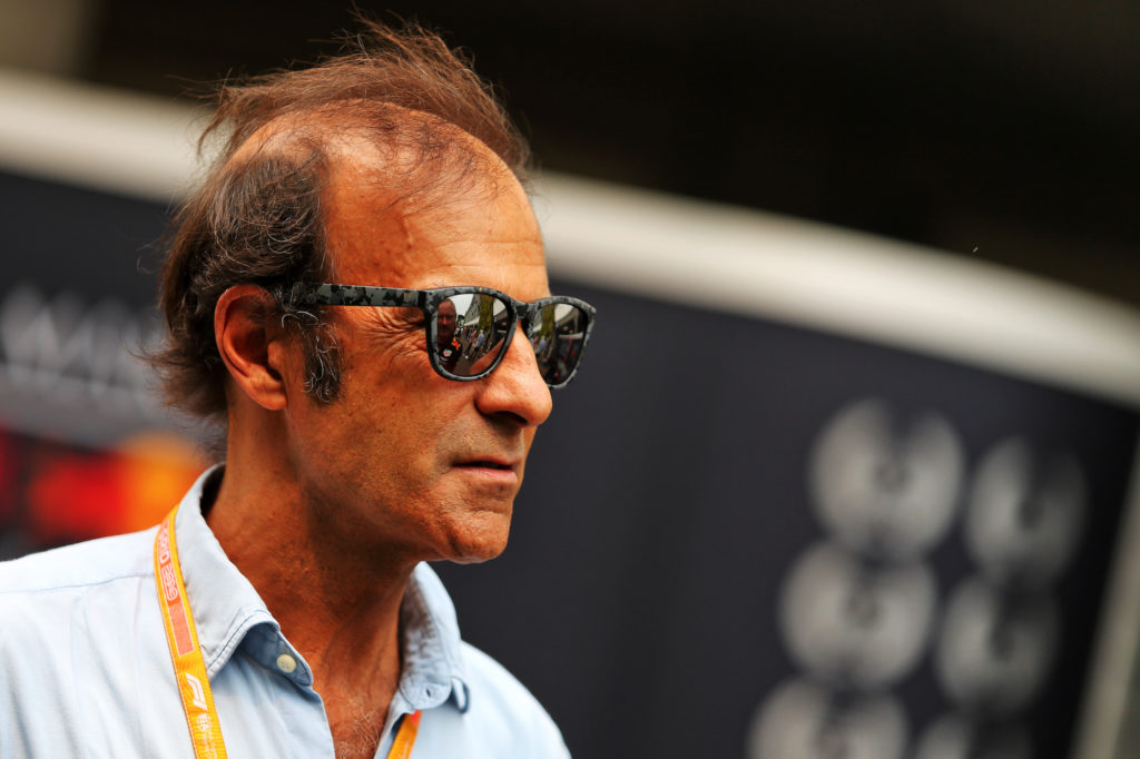 """F1   Pirro: """"La Formula 1 deve diventare più pratica e accessibile"""""""
