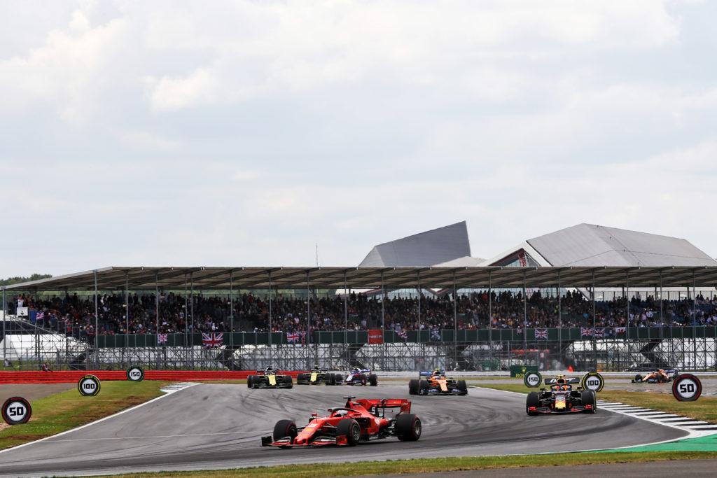 F1 | Silverstone disponibile per un doppio appuntamento a porte chiuse