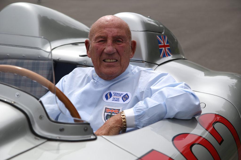 Sir Stirling Moss, il motorsport piange la scomparsa della leggenda britannica