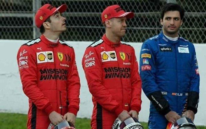 F1 | Ferrari adotta la linea giovane con Leclerc-Sainz, ma scaricare un campione non è mai un bel segnale…