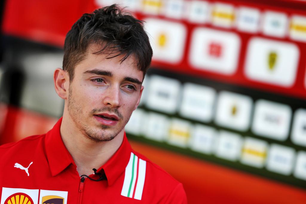 """F1   Leclerc: """"Vincere il titolo? Spero di riuscirci, ma ho ancora tanta strada da fare"""""""