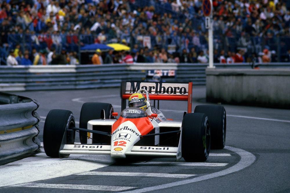 F1 | Sua Maestà Ayrton Senna, principe di Montecarlo