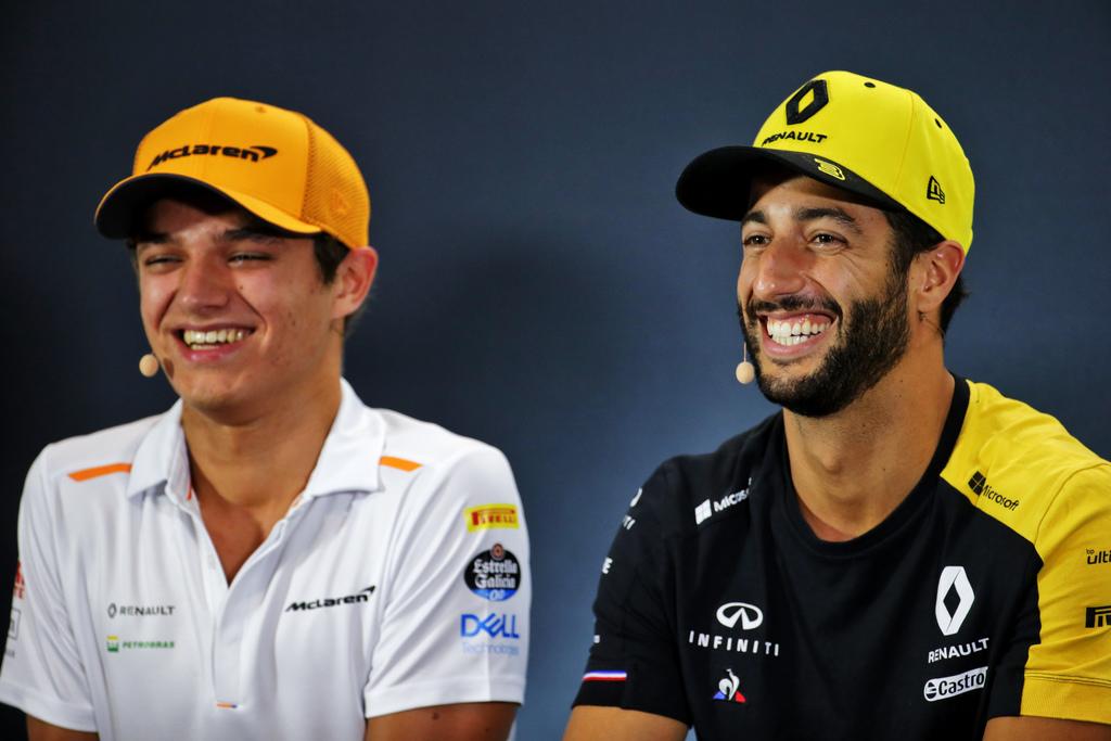 F1 | Ricciardo avrebbe già firmato con McLaren