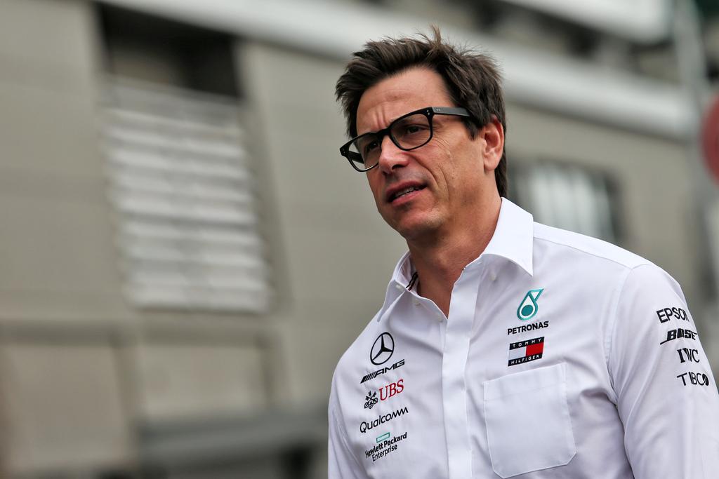 """F1   Wolff: """"Al momento nessuna trattativa con Vettel"""""""