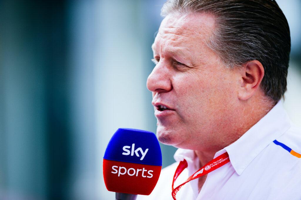 "F1 | Ricciardo in McLaren, Zak Brown: ""Sarà entusiasmante avere Daniel con noi"""