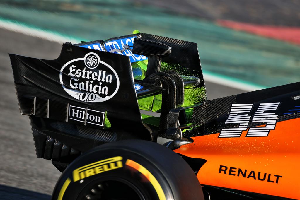 """F1   Estrella Galicia: """"Preoccupati ma continuiamo a sostenere gli atleti"""""""