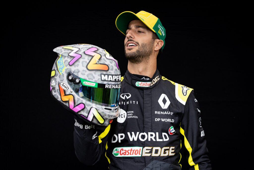 F1 | Renault, il rinnovo di Ricciardo è in stand-by