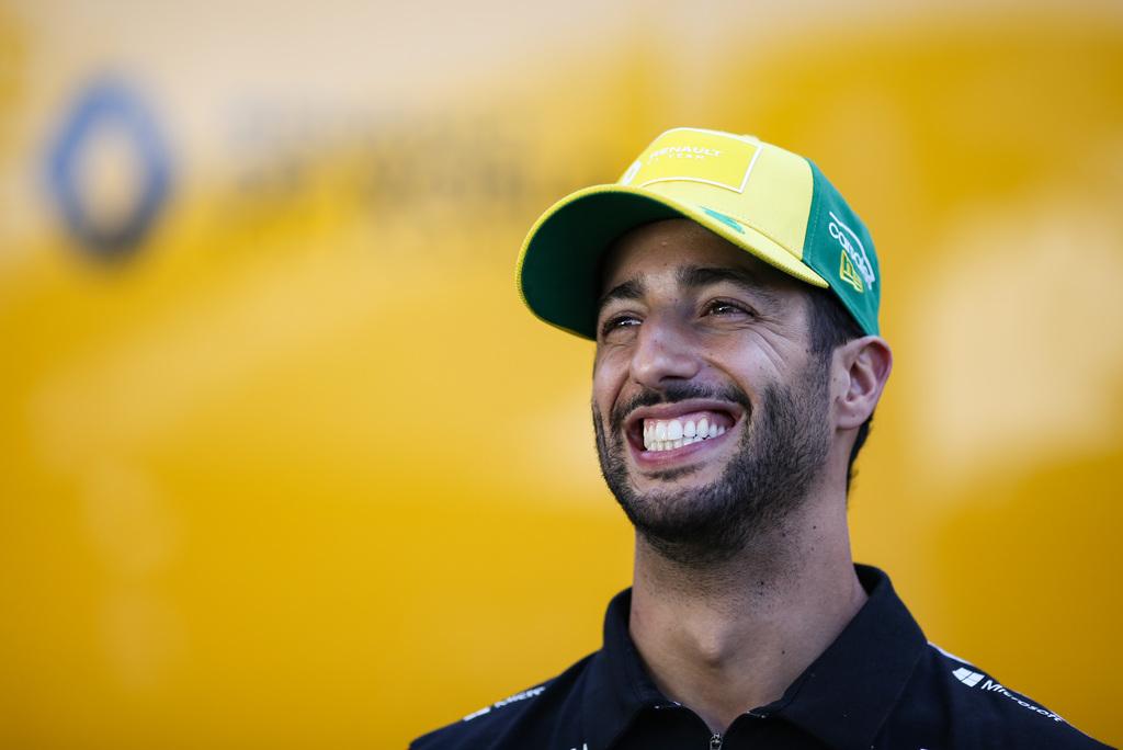 Oficial: Ricciardo firma con McLaren