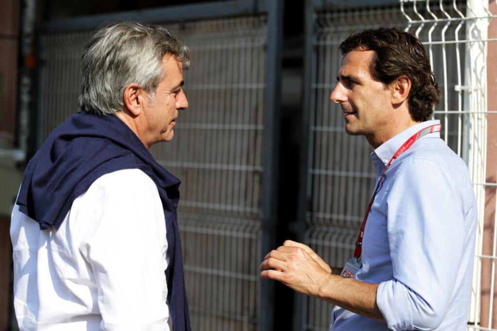 """F1   Pedro de la Rosa sul futuro pilota Ferrari: """"Non sarà Alonso"""""""
