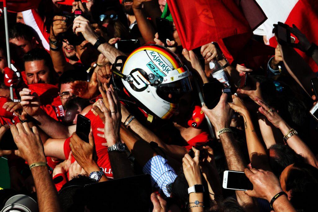 F1 | Vettel-Ferrari, un amore disgraziato