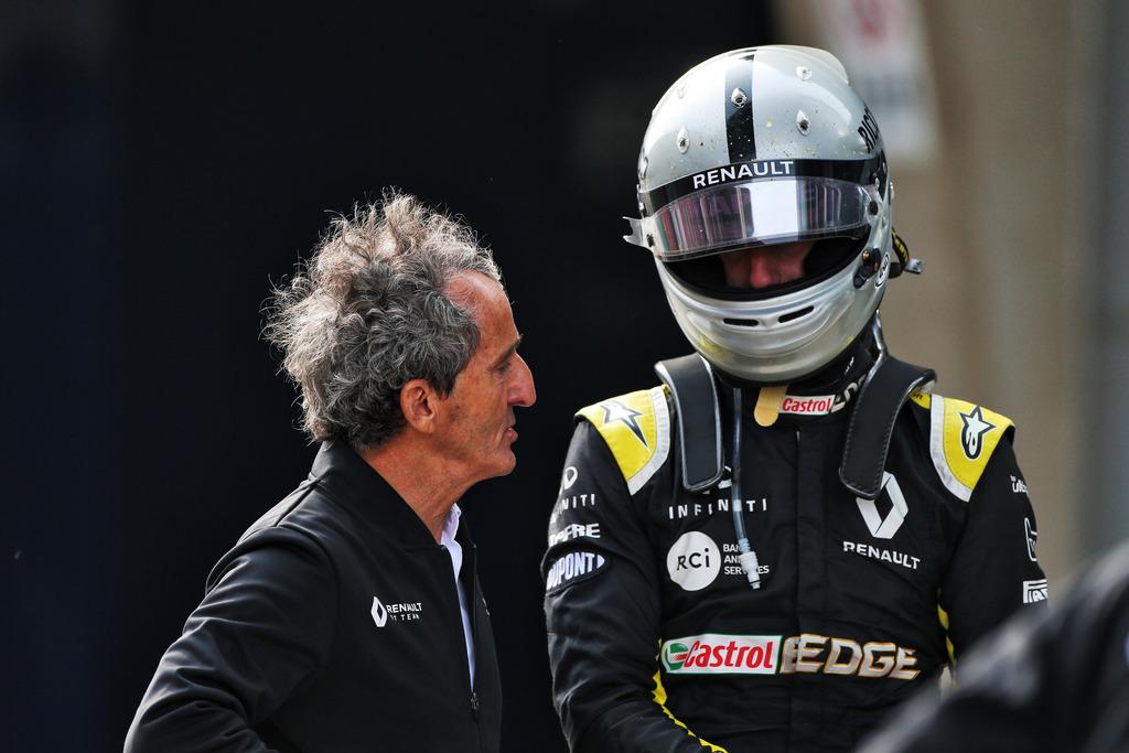 Prost teme que Renault pueda perder a Ricciardo