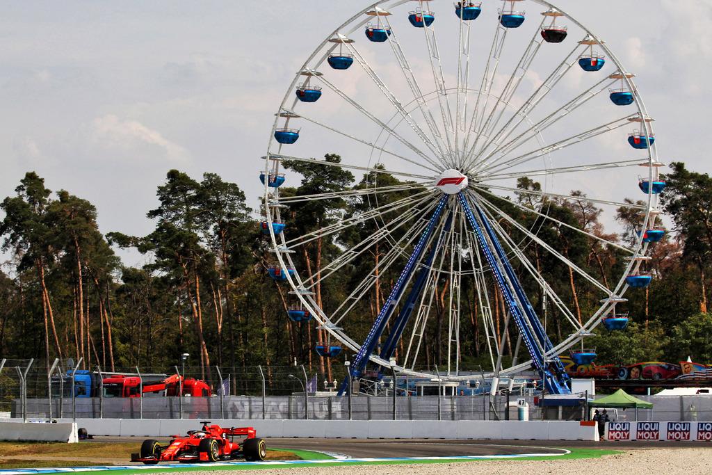 F1 | Hockenheim pronta a sostituire Silverstone