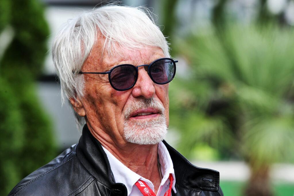F1 | Ecclestone non immagina un addio della Ferrari alla Formula 1