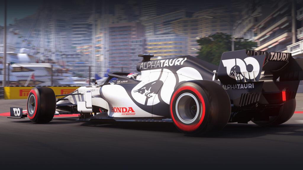 """F1   AlphaTauri, Salvadori chiude il """"Virtual GP"""" di Monaco al 12esimo posto"""