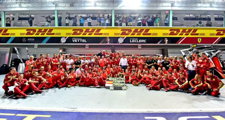 """Ferrari, avviata la seconda fase del programma """"Back on Track"""""""