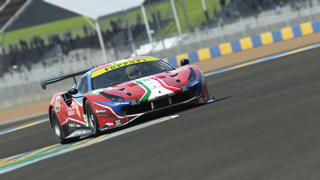 SimRacing | Leclerc e Giovinazzi alla 24h di Le Mans virtuale