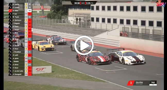 All Stars Racing Night, gli highlights della gara [VIDEO]