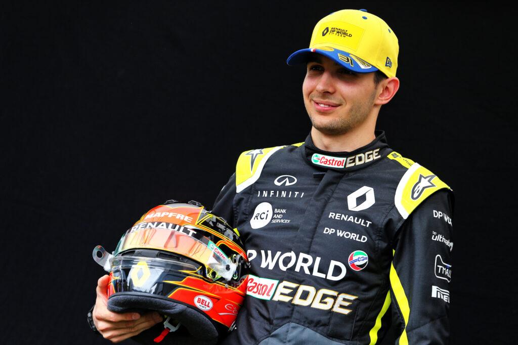 Porqué Renault contrató a Ocon.