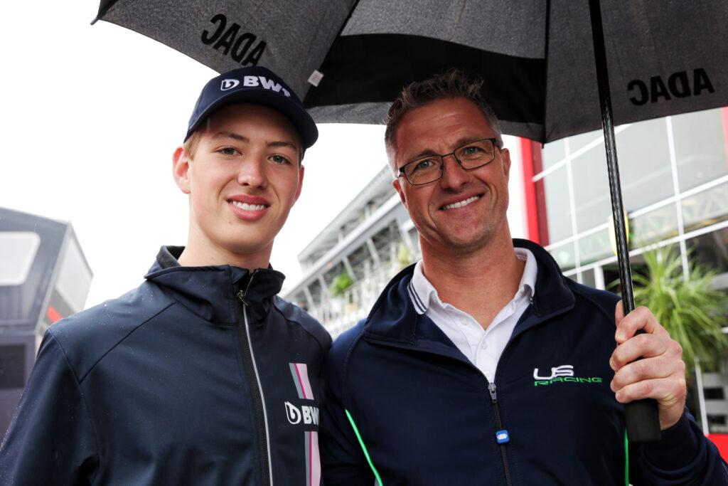 """F1   Weber: """"Spero di vedere David e Mick Schumacher in Formula 1"""""""