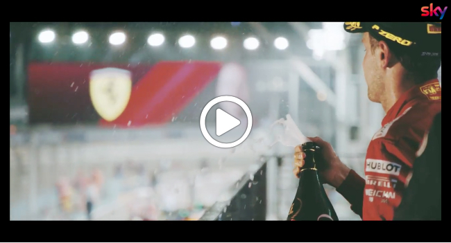 F1 | Ferrari-Vettel si lasciano dopo 5 anni: i momenti più belli [VIDEO]